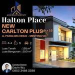 Termurah! Rumah Medan Tanpa DP dan Bebas PPN (Halton Place - 0853-3488-3388)
