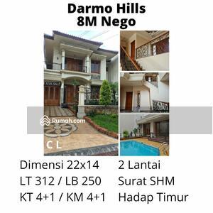 Dijual - Darmo Hill
