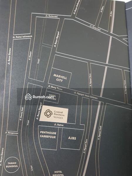 Dijual Ruko Ngagel Surabaya Lokasi Strategis #106347183