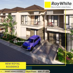 Dijual - New Royal Residence