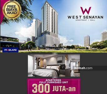 Dijual - West Senayan