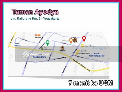 Dijual - 7 Meit ke UGM, Area Premium Jakal Km 6