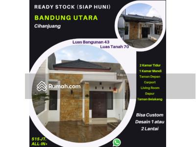 Dijual - PROMO Ready Stock Hunian Minimalis Bandung Utara Sejuk Siap Huni Strategis dekat Tol Pasteur