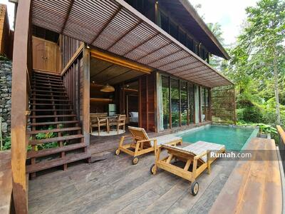 Dijual - Two Bedroom with Panoramic View, Ubud with High Potential Return