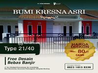 Dijual - Rumah murah di Bandung dibawah 100 juta