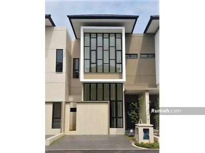 Dijual - Rumah Brand New 2, 5 lantai 7x14 98m type 3KT Cluster Semayang Matana Asya JGC Jakarta Garden City