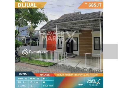 Dijual - Dijual Rumah Idaman di perum Modern Residence jl Loncat Indah, Tasikmadu, Malang