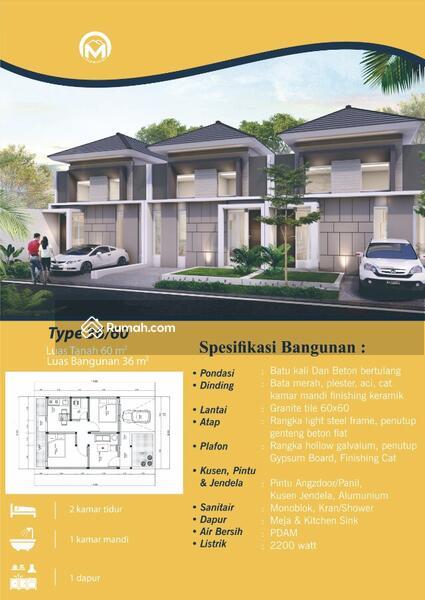 Rumah Siap Huni Bumiaji Kota Batu #106409083
