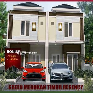 Dijual - Rumah 2 Lantai Promo Harga Perdana Di Jamin Termurah Di Medokan Ayu
