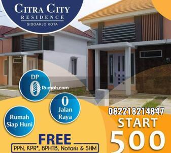 Dijual - citra city residence