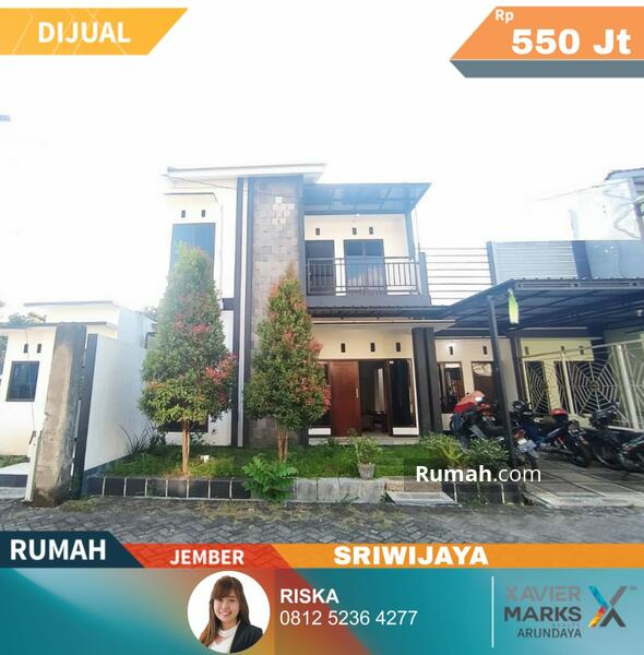 Rumah 2 Lantai Konsep Minimalis dekat Kampus & Kota. Harga Nego! #106414301