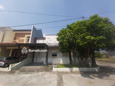Dijual - Rumah siap huni 2 muka perumahan mewah baki sukoharjo dekat solo baru