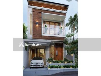 Dijual - Rumah di antapani jalan Jakarta kota Bandung , rumah baru 2 lantai harga 1 lantai