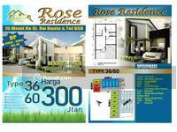Dijual - Rose residence