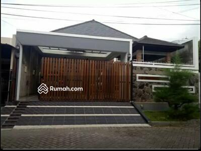 Dijual - Rumah unik lengkap dengan pendopo di Surabaya Timur dekat