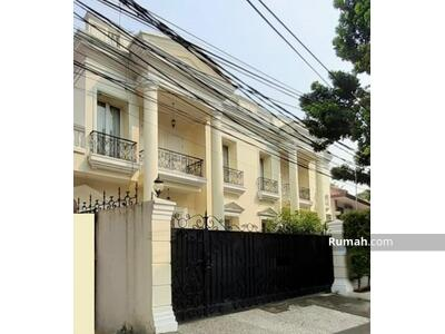 Dijual - Tebet Rumah Mewah Fully Furnished Tebet - Tanah 605meter