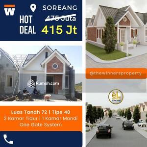 Dijual - El Mansion Soreang