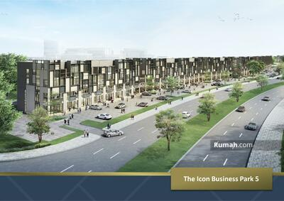 Dijual - Icon 5 Bussiness Park