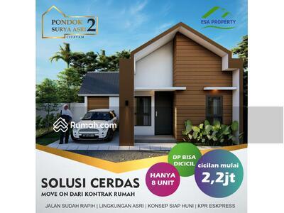 Dijual - Pondok Surya Asri 2 Citayam - Cicilan Mulai 2jt-an