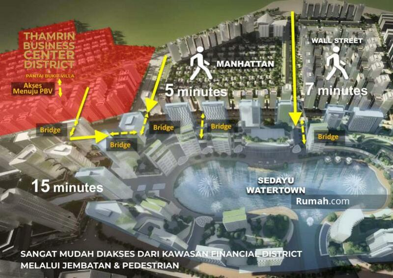 DIJUAL Kavling Manhattan PIK2. Uk 15x30. Cicilan Panjang !! #106481317