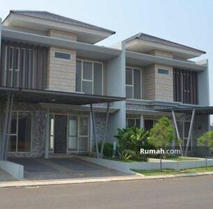 Dijual - Rumah siap huni 2lt 8x14 112m Type 3KT Cluster Missisippi JGC Jakarta Garden City Cakung
