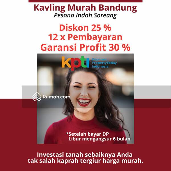 Tanah Dekat Pemkot Kab. Bandung - Soreang: SHM, Free BPHTB #106487809