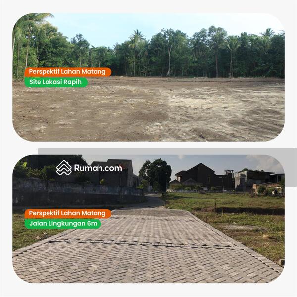 Tanah Dekat Pemkot Kab. Bandung - Soreang: SHM, Free BPHTB #107245029
