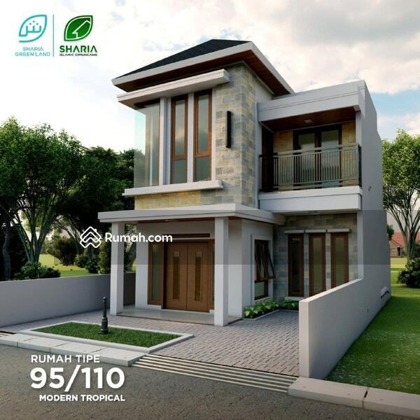 Rumah Baru Minimalis 2 Lantai Syariah Cimuncang #106488717