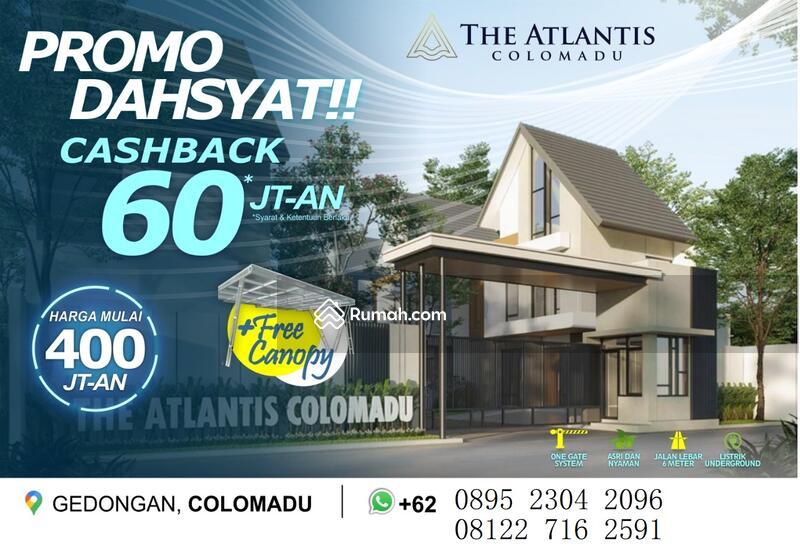 Rumah Elite lokasi Strategis Belakang Hotel Alana diskon 50 Jt #106491091