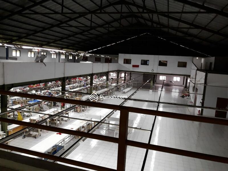 Jual Pabrik Garmen Masih Produksi di Parung Kuda Sukabumi #106500421