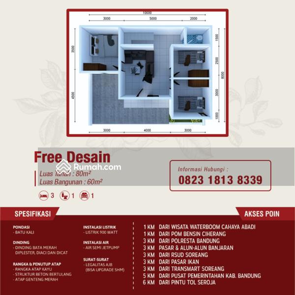Jual Rumah murah & berkualitas di Bandung #110460547