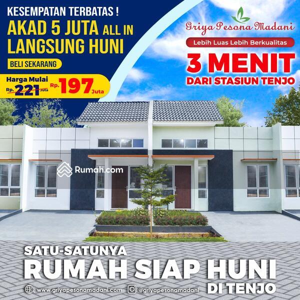Rumah 1 Lantai Murah Di Perbatasan Kabupaten Tangerang Dan Bogor #106523305