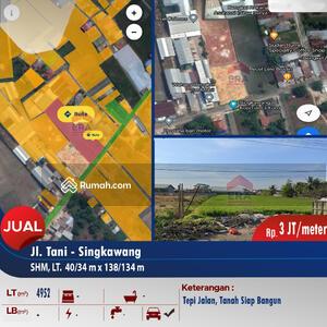 Dijual - Dijual Tanah Jalan Tani, Singkawang
