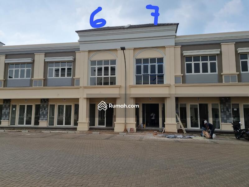 DISEWAKAN RUKO GANDENG 2 DI SAVIA BSD CITY #106529353