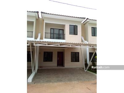 Dijual - Rumah minimalis 2 lantai siap huni jatiasih DP 0 %