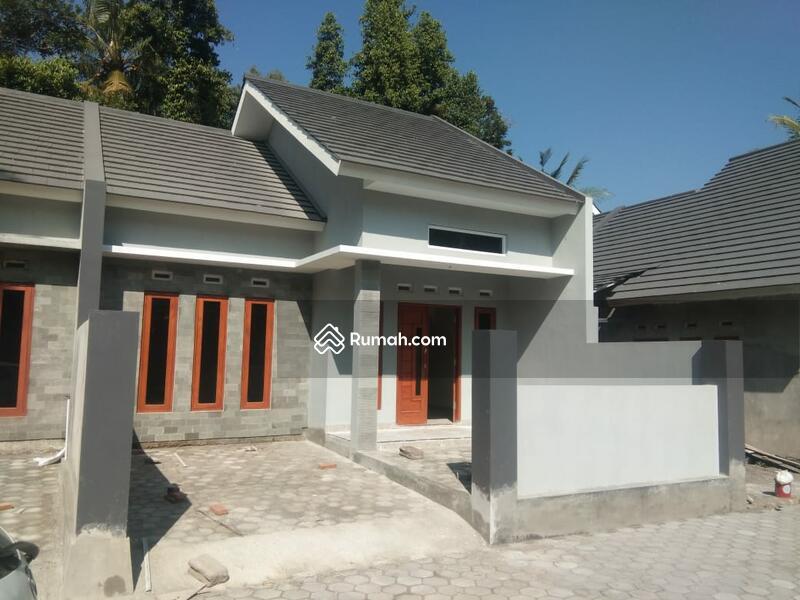 Rumah Baru Siap Huni Dalam Cluster DI Mlati Sleman #106539951
