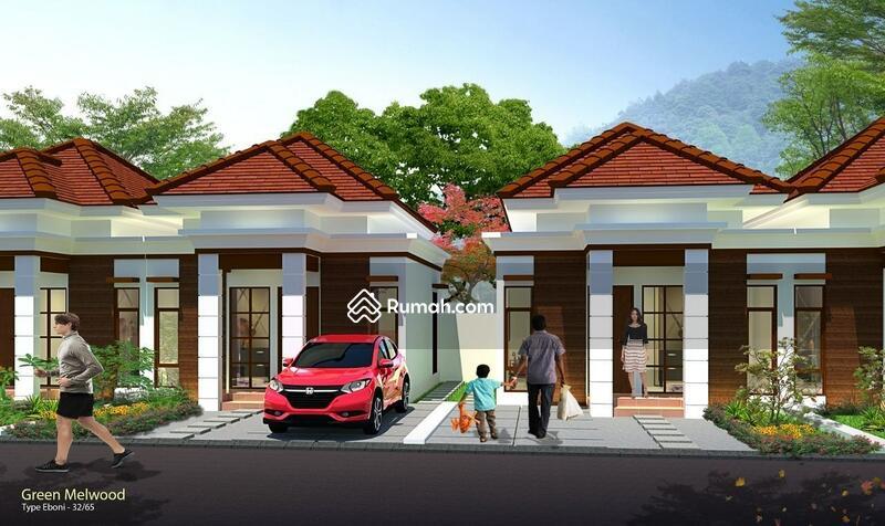 DP 0% Cicilan 1,8 jutaan harga 200 jutaan di Green Melwood Ciseeng Bogor #106544121