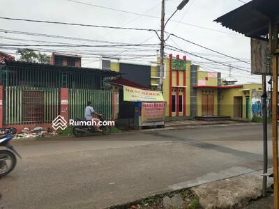 Dijual - Dijual Tempat Usaha bonus Tempat Tinggal Strategis Bekas Klinik di Jl. Raya  Babelan bekasi Posisi D