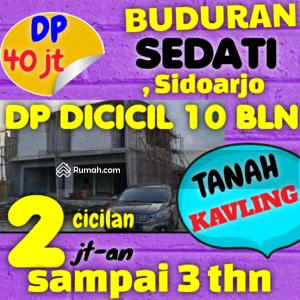 Dijual - Tanah Kavling dkt Juanda Surabaya Murah dan Rumah Terlaris