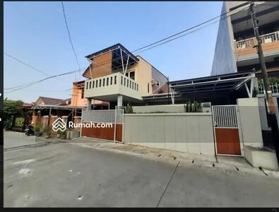 Dijual - Rumah Kav DKI Meruya Bebas Banjir