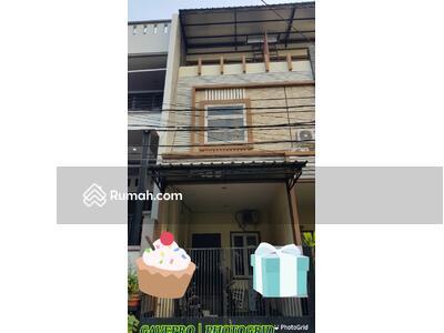 Dijual - MUARA KARANG, rumah murah 4x15, 3lt Rp 2M