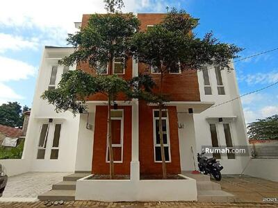 Dijual - Rumah Syariah Cibinong 2 lantai murah Raudhoh dijual
