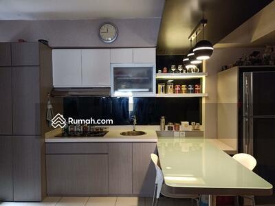 Dijual - Hot unit ! 3br jadi 2br fullfurnish design interior bagus dan rapi, tower paling favorite