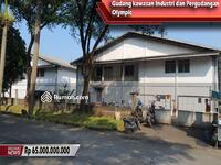 Dijual - Dijual Gudang kawasan Industri dan Pergudangan Olympic Sentul Bogor
