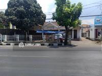 Dijual - Hitung tanah bangunan di mainroad AH Nasution