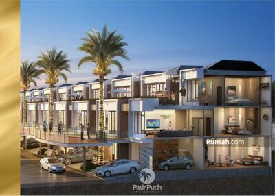Dijual - 4 Bedrooms Rumah Pantai Indah Kapuk, Jakarta Utara, DKI Jakarta