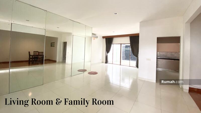Rumah 2lt sudah renoved&semi furnished luas 9x16 type 3+1KT Cluster Cassia JGC Jakarta Garden City #106676265