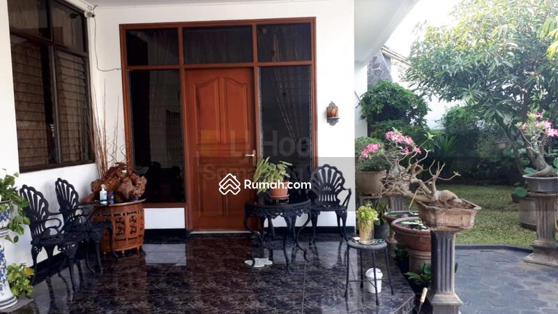 Rumah siap huni di tengah kota, jalan Seteran #106677387