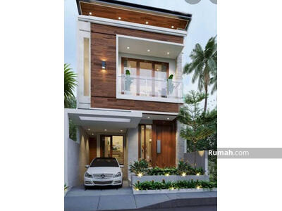 Dijual - Rumah di Antapani  jalan Jakarta kota bandung, rumah baru 2 lantai murah di kelasnya