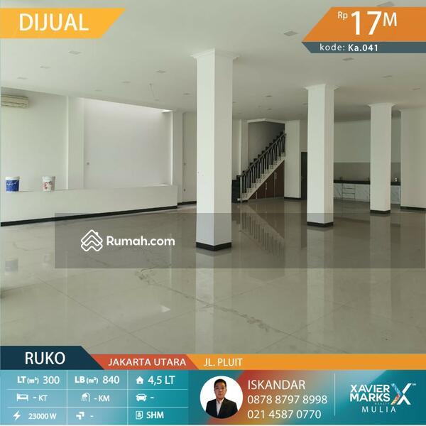 Ruko Cafe Restaurant Jalan Pluit Karang Barat 17M #106680551